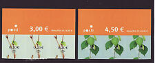 Finland 2011 MNH - Birch Leaf - two top rows of sheets with 3 stamps