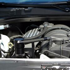 11-17 Billet Catch Can New HEMI Technology Z-Bracket Scat Pack and Shaker Hood
