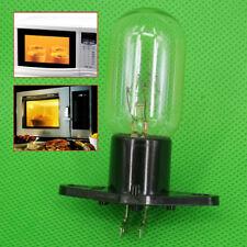 1 pcs Microwave Ovens Light Bulb Lamp Globe T170 230V 20W 2 Pins for Most Brand