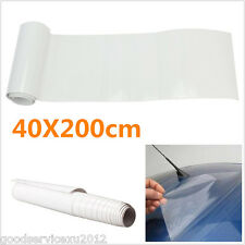 DIY 40cm*200cm Car SUV Body Paint Protector Anti-Static Anti-Scratch Film Vinyl