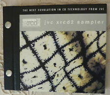 JVC XRCD2 Sampler Audiophile CD 1998 Out of Print Promo Copy Unique RARE NM