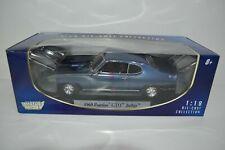 Motor Max 1969 Pontiac GTO judge DIE-CAST 1:18 SCALE new in box