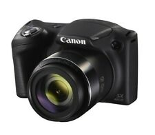 Canon PowerShot SX420 IS 20mp Digital Camera with 42x Optical Zoom Lens Black