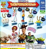TTA Toy Story 4 figures Mascot Collection Gashapon 5 set mascot capsule toys