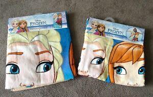 Brand new Disney Frozen Hooded Towel 50cm X115cm  plus Frozen Towel 70cm X 140cm