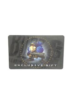 "World of Warcraft Murloc Space Marine Pet ""Grunty"" (Used Code) 2009 BlizzCon"