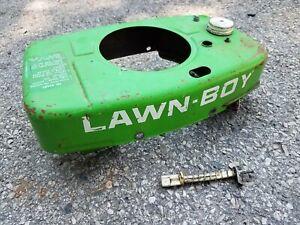 Vintage Lawn Boy Bricktop Engine Cover Shroud Model 5021 with Gas Fuel Tank