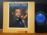 Cannonball Adderley - Them Dirty Blues 1960 Riverside Mono Bobby Timmons L Hayes