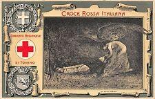 4072) CROCE ROSSA ITALIANA COMITATO REGIONALE DI TORINO. ILLUSTRATORE BERNARDI.