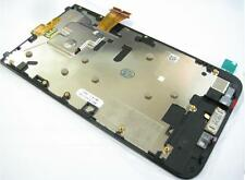 Black LCD Display+Touch Screen with Frame assembly For Blackberry z30 4G LTE