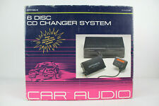 Optimus 6 Disc Cd Changer System Car Audio Cat. No. 12-2180, New