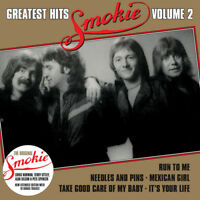 Smokie : Greatest Hits - Volume 2 CD Extended  Album (2017) ***NEW***