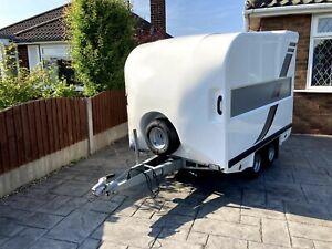 Bateson 120V Van Trailer – double axle