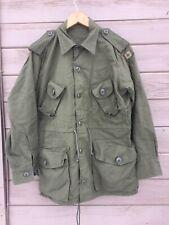 Canadian Forces OG107 Lightweight Combat Coat Jacket Size Small Regular 38R New