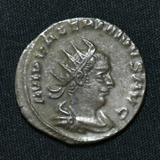 Valerian, 253-260 AD, AR Antoninianus, Antioch, Emperors Reverse, RIC 277