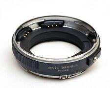 Zenza Bronica G-18 extension tube for GS-1 PG lens ring