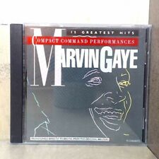 Marvin Gaye - 15 Greatest Hits (CD, BMG Direct, 1983) a991