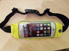 PHONES SPORTS RUNNING JOGGING GYM WAIST BAND BELT POUCH CASE HOLDER