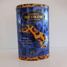 Boite coffret Cognac MEUKOW Félin VSOP SUPERIOR