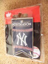 2017 NY New York Yankees Postseason participant banner pin MLB