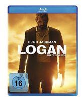 Logan - The Wolverine - Teil: 3 [Blu-ray/NEU/OVP] Hugh Jackman, Patrick Stewart,