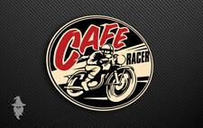 Cafe Racer Sticker - Bobber | Scooter | Vintage | Retro | Brat | Race