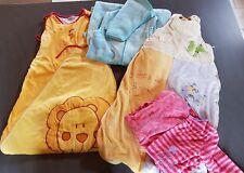 lot 3 gigoteuses +1 pyjama fille 24 mois