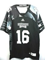 Adidas Youth Mississippi State Bulldogs Military Appreciation Football Jersey