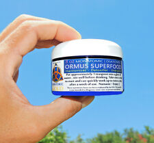 8 oz MONATOMIC DIATOMIC SUPERFOOD MINERAL COMPLEX, DNA REPAIR DETOX PINEAL GLAND