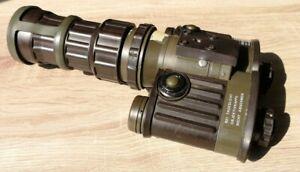 Bundeswehr BW Nachtsichtgerät FERO 51 ZUB IR-Fernrohr night vision