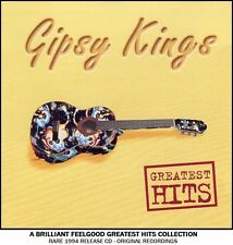 The Gipsy Kings - Very Best Greatest Hits Collection - RARE Spanish Flamenco CD