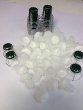 Tapones y corchos de plástico para botellas