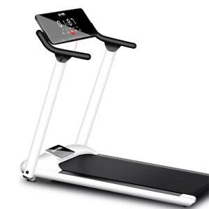 Laufband Heimtrainer Fitnessgerät Jogging Heimtraining klappbar
