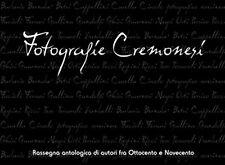 Fotografie Cremonesi (catalogo fotografico di grande formato)