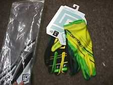 DEFT FAMILY GLOVES  YELLOW & GREEN LARGE or MEDIUM adult ATV