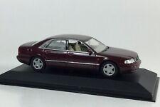 Audi A8 (D2) 1994 • Minichamps # 430 013002 • 1:43 Diecast • MINT BOXED