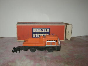Lionel Post War  3927 Track Cleaning Car in Box
