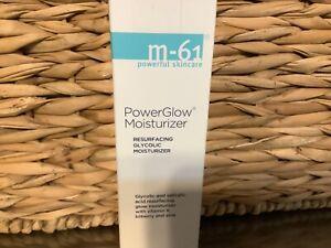 Brand NEW M-61 PowerGlow Resurfacing Glycolic Moisturizer 50ml 1.7 oz $72 value