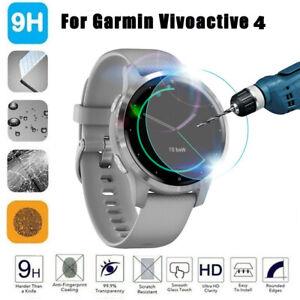 3X TPU Hydrogel Soft Transparent Screen Protector Film for Garmin Vivoactive