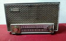 Vintage Zenith K725 AM FM Table Radio vintage electronics music retro working