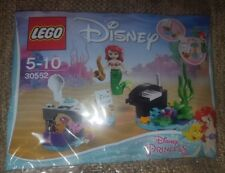 LEGO Ariel's Underwater Symphony polybag 30552 NEW little mermaid minifigue