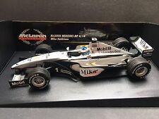 Minichamps - Mika Hakkinen - McLaren - Mp4/14 - 1999 -1:18 - Rare-World Champion