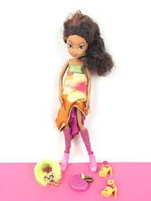 Winx Club Mattel Doll Layla Dance Night (aisha) / Poupée