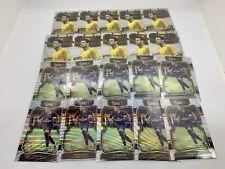 2017-18 Panini Select Soccer Neymar Jr Equalizers + Base Lot (20) PSG Brazil