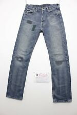 Levi's 501  boyfriend jeans usato (Cod.D1031) Tg.44 W30 L34