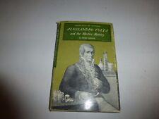 Alessandro Volta ALESSANDRO VOLTA AND THE ELECTRIC BATTERY,Bern Dibner,1st E 268