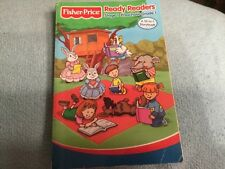Fisher-Price Ready Readers Stage 1 (Preschool-Gr 1)  10-in 1 Storybook (F)