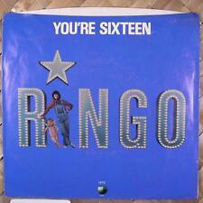 Beatles Ringo Starr You're Sixteen 45/PS