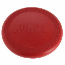 KONG Kf3 Classic Rubber Dog Toy Large Flyer