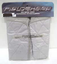 Fieldsheer Ice Berg Iceberg Motorcycle Quilted Cooling Vest Extra Large